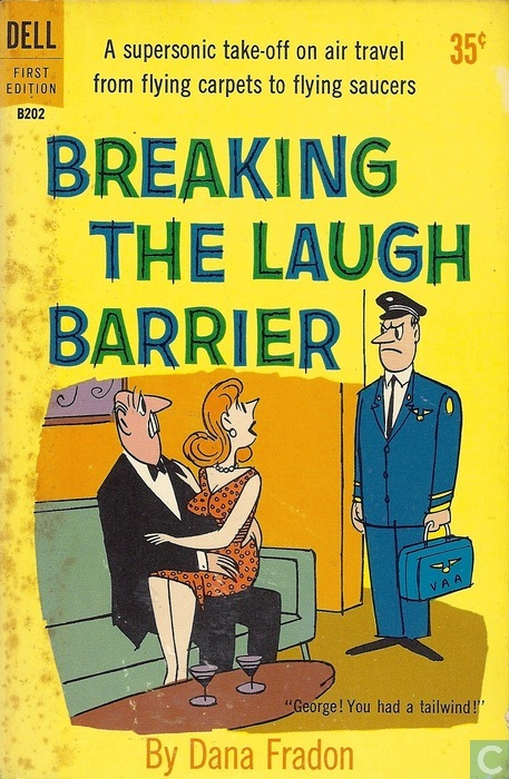 Fradon:Breaking the Laugh Barrier