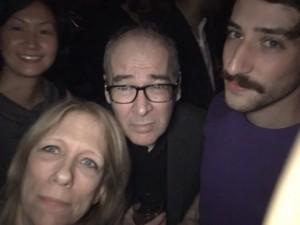Amy, Liza, Peter and Liza