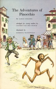 Pinocchio Abridged