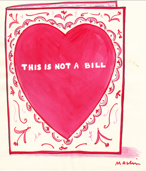 This is not a bill