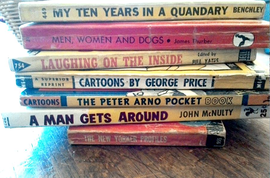 Danny's paperbacks