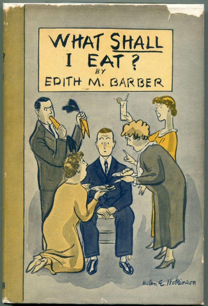 book-dj-helen-hokinson-what-shall-i-eat-gh-a-debutante-665