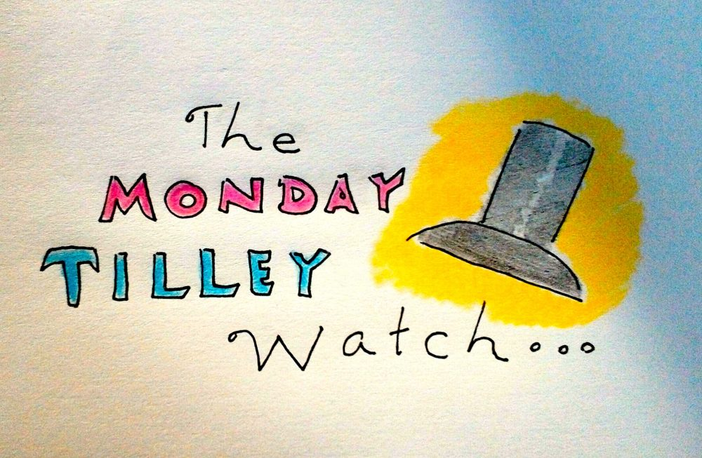 The Monday Tilley Watch Is A Meandering Take On The Cartoons In The Current Issue Of The New Yorker
