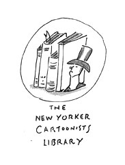 NYer-Cartoonists-Library