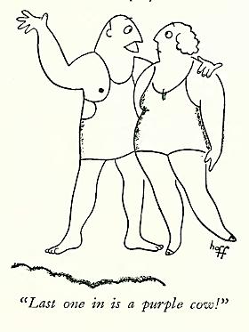 Hoff's 1st NYer '31