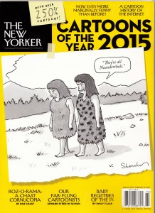 NYer Cartoons of the Year 2015