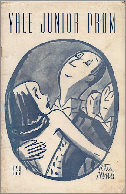 Yale Prom '39  Arno