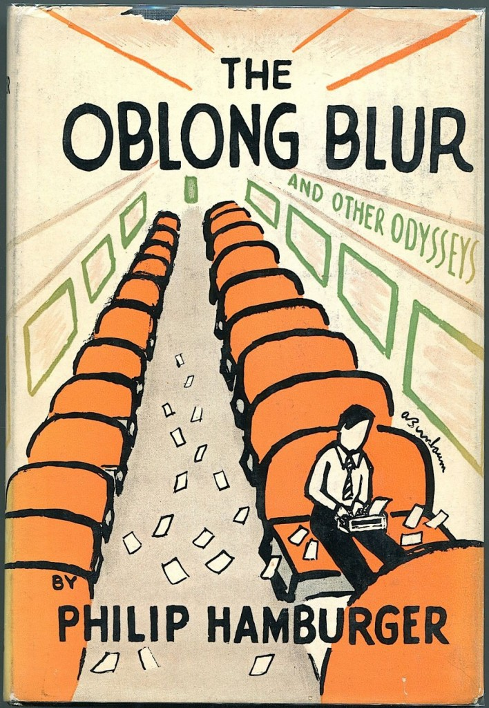 A Birnbaum-The Oblong Blur-DJ-1949-B