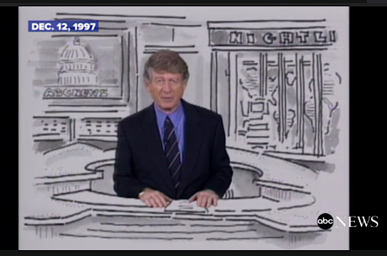 Way Back In December 1997 ABCs Nightline Broadcast Drawing Laughter The Cartoonists Of New Yorker Devoting Its Entire Half Hour Time Slot To