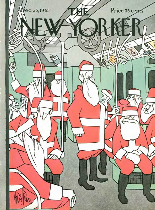advertising work by new yorker cartoonists pt 32 george price