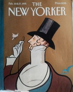 Eustace Tilley Celebrates 72nd Birthday >> Posted Notes Inkspill
